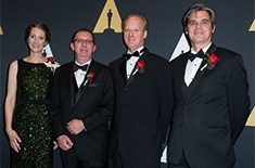 U Grad Wins Academy Award
