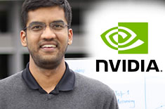 Vinu Joseph Receives NVIDIA Graduate Fellowship