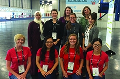 SoC Women Attend Grace Hopper Celebration Conference