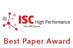 Matt Might and Mike Kirby among coauthors of ISC 2016 award winning paper