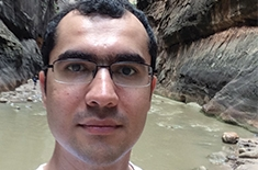 Ali Shafiee Receives University of Utah Graduate Research Fellowship